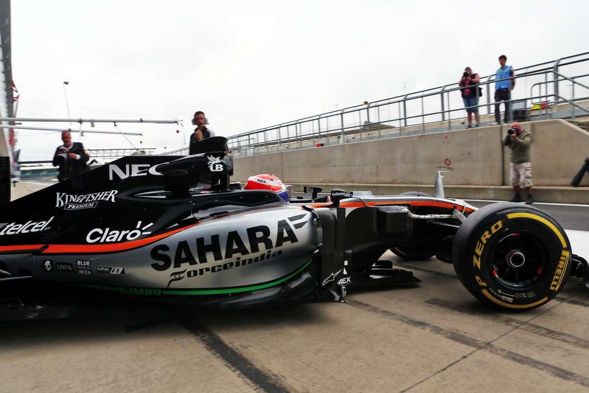 Force India, Formula 1, Формула-1