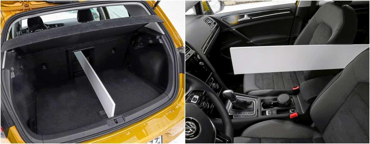 Golf иOctavia против Kia Ceed иCerato: чья платформа круче— фото 949060