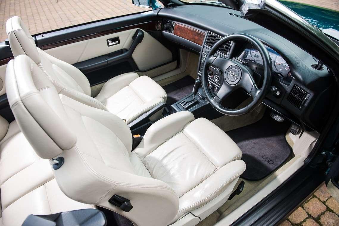 Audi принцессы: старый кабриолет скосмическим ценником— фото 647248