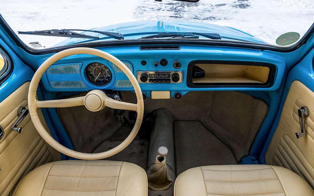 Советские автомобили против иномарок— супертест кюбилею— фото 858349