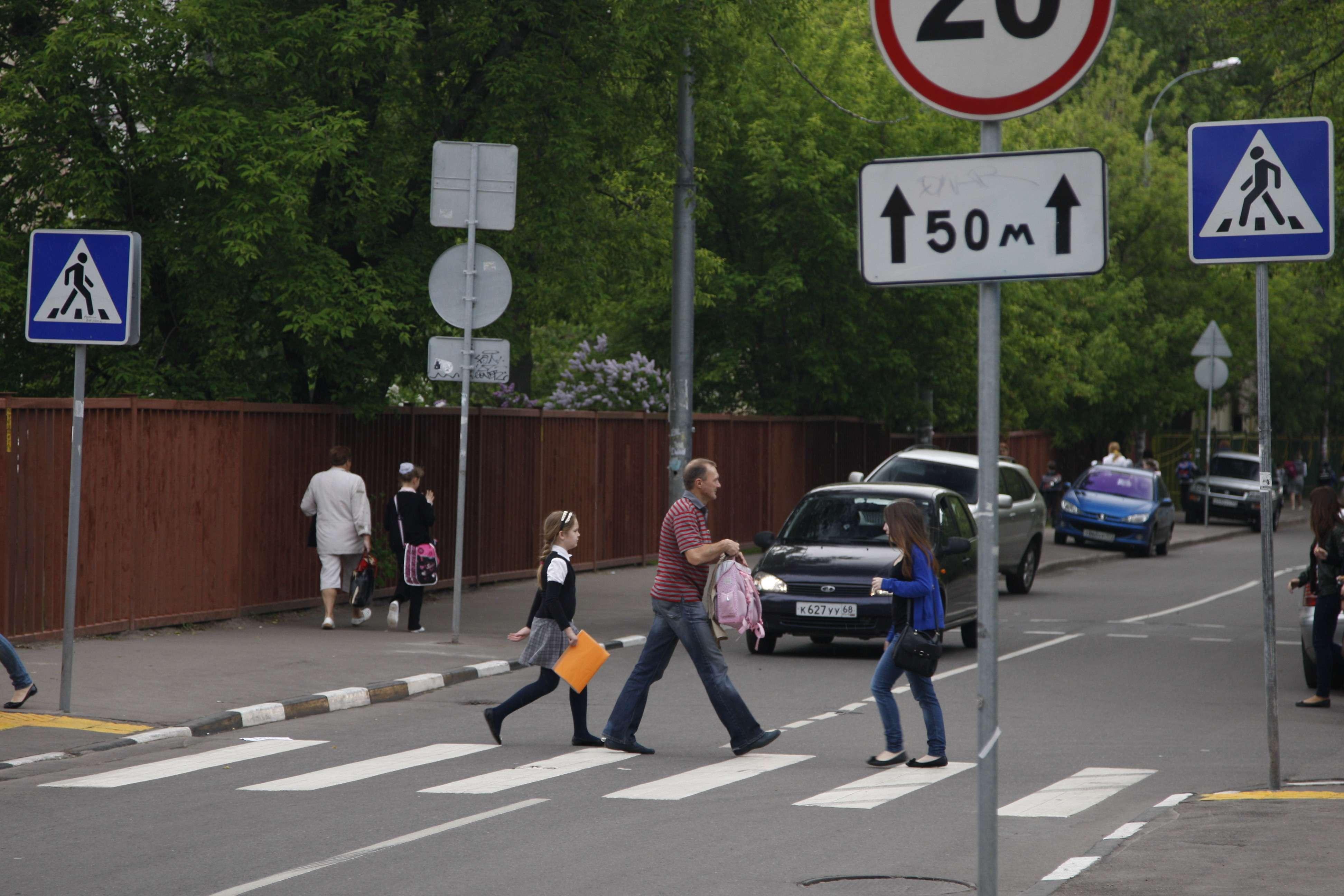 Опрос ZR: пешеходы иводители— партнеры или враги?— фото 591677