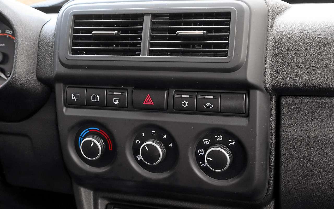 Обновленная Lada 4x4: что вней реально изменилось— фото 1121657