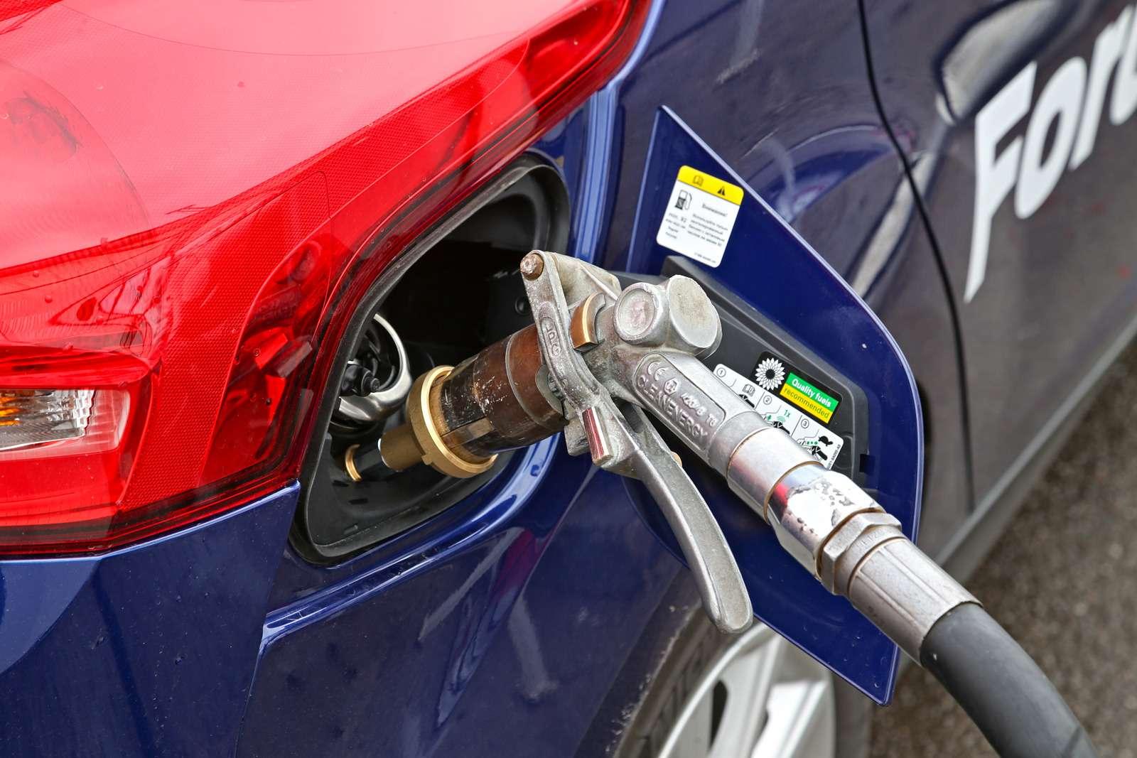 Тест Ford Focus LPG: экономим спропан-бутаном— фото 603383