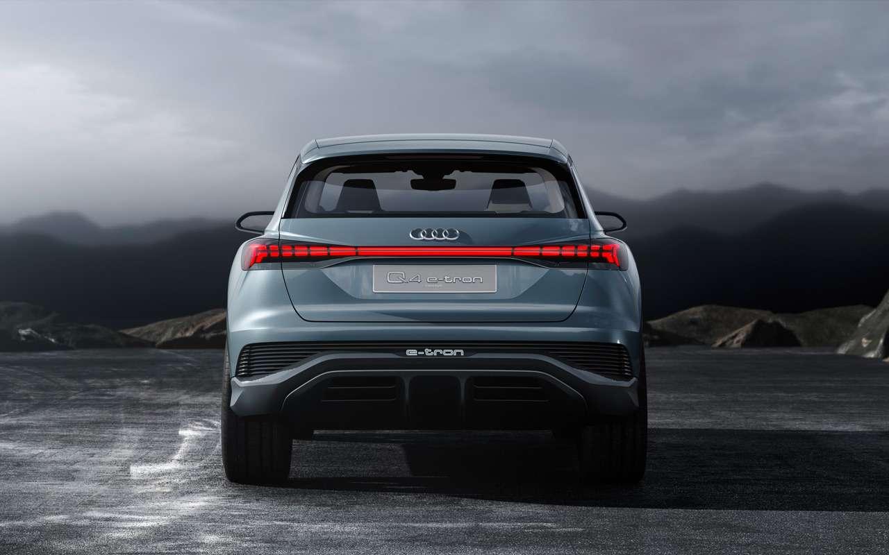 7 фактов оновом кроссовере Audi— фото 954526