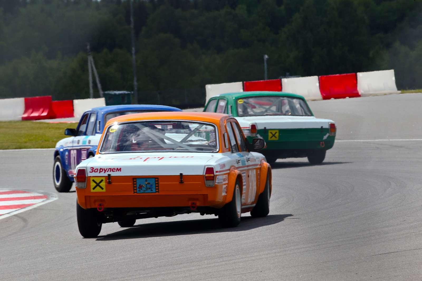 Выводим Волгу ГАЗ-24на Moscow Classic Grand Prix: вспомнить всё— фото 614549