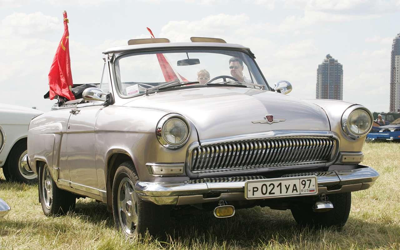 11модификаций Волги ГАЗ-21, которых какбы небыло— фото 970885