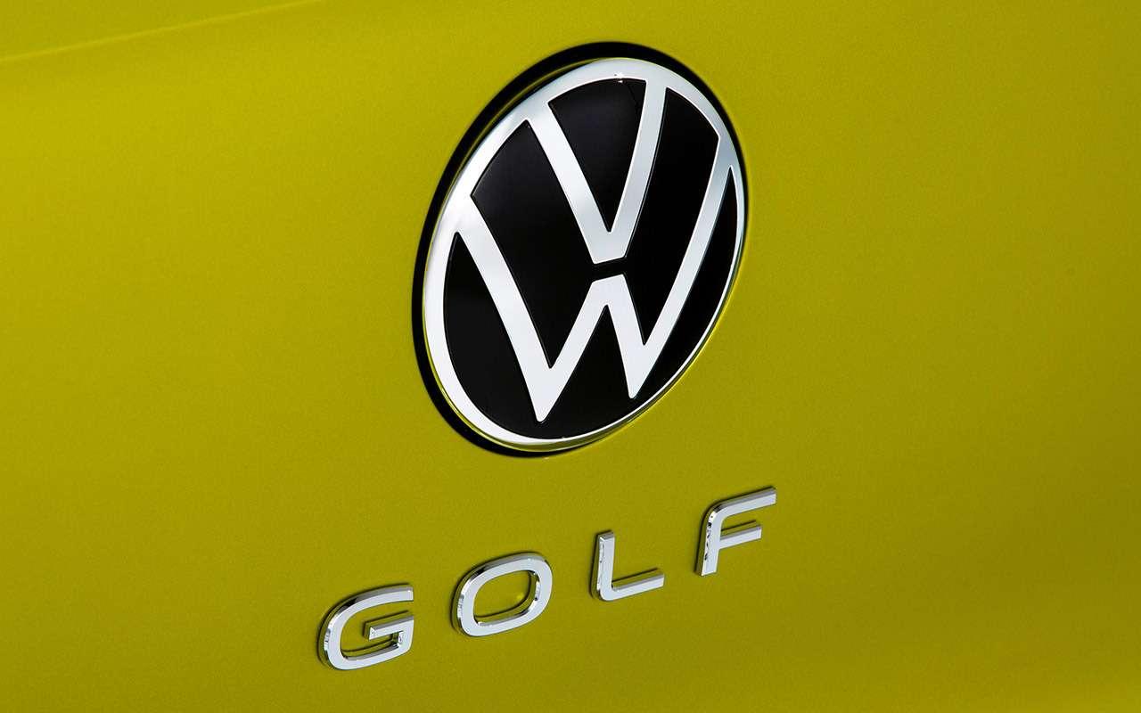 Новый VWGolf: все его фишки (даже ненужные)— фото 1002964