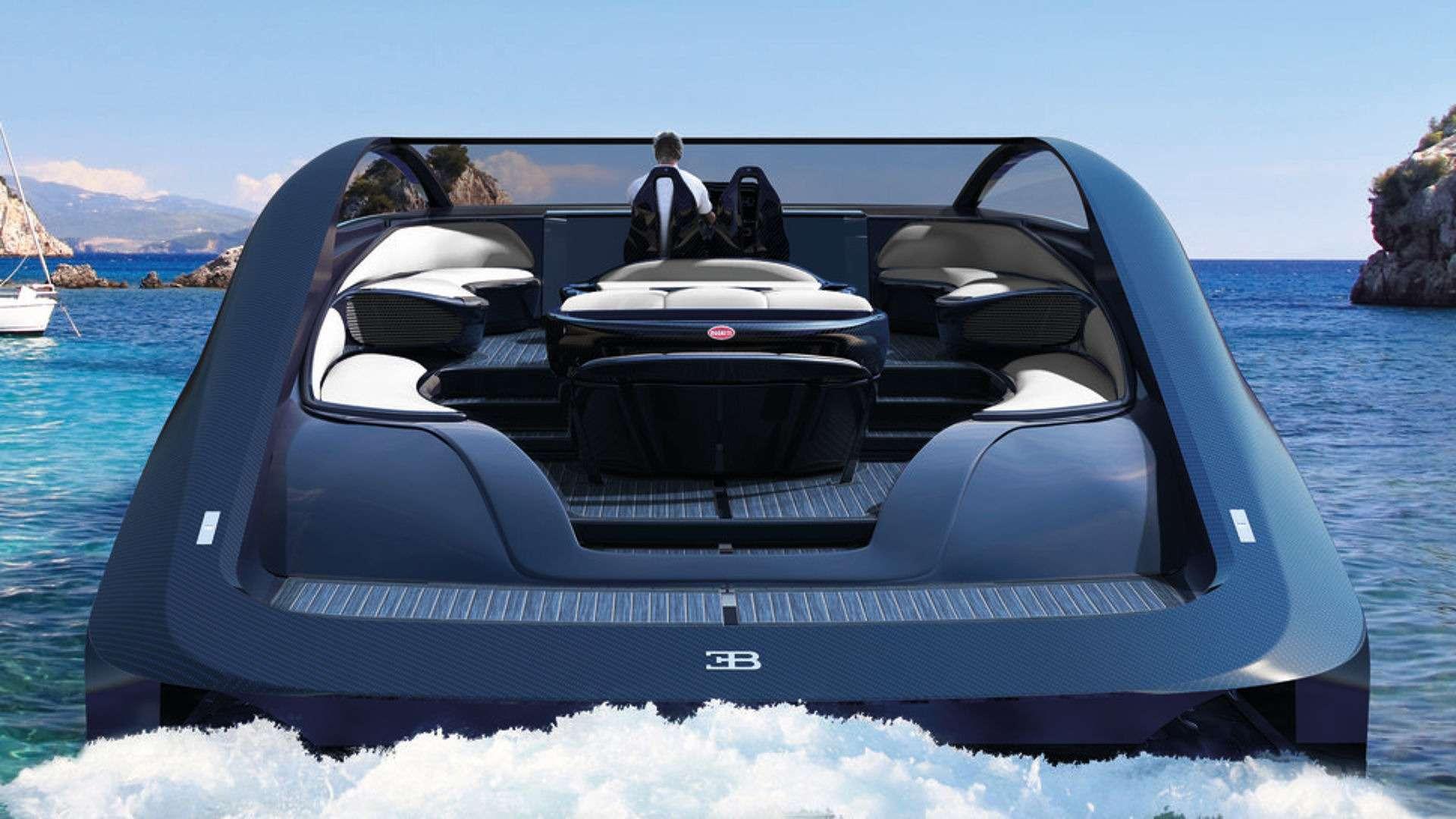 Наволне Широна: подмаркой Bugatti теперь можно купить яхту— фото 720160
