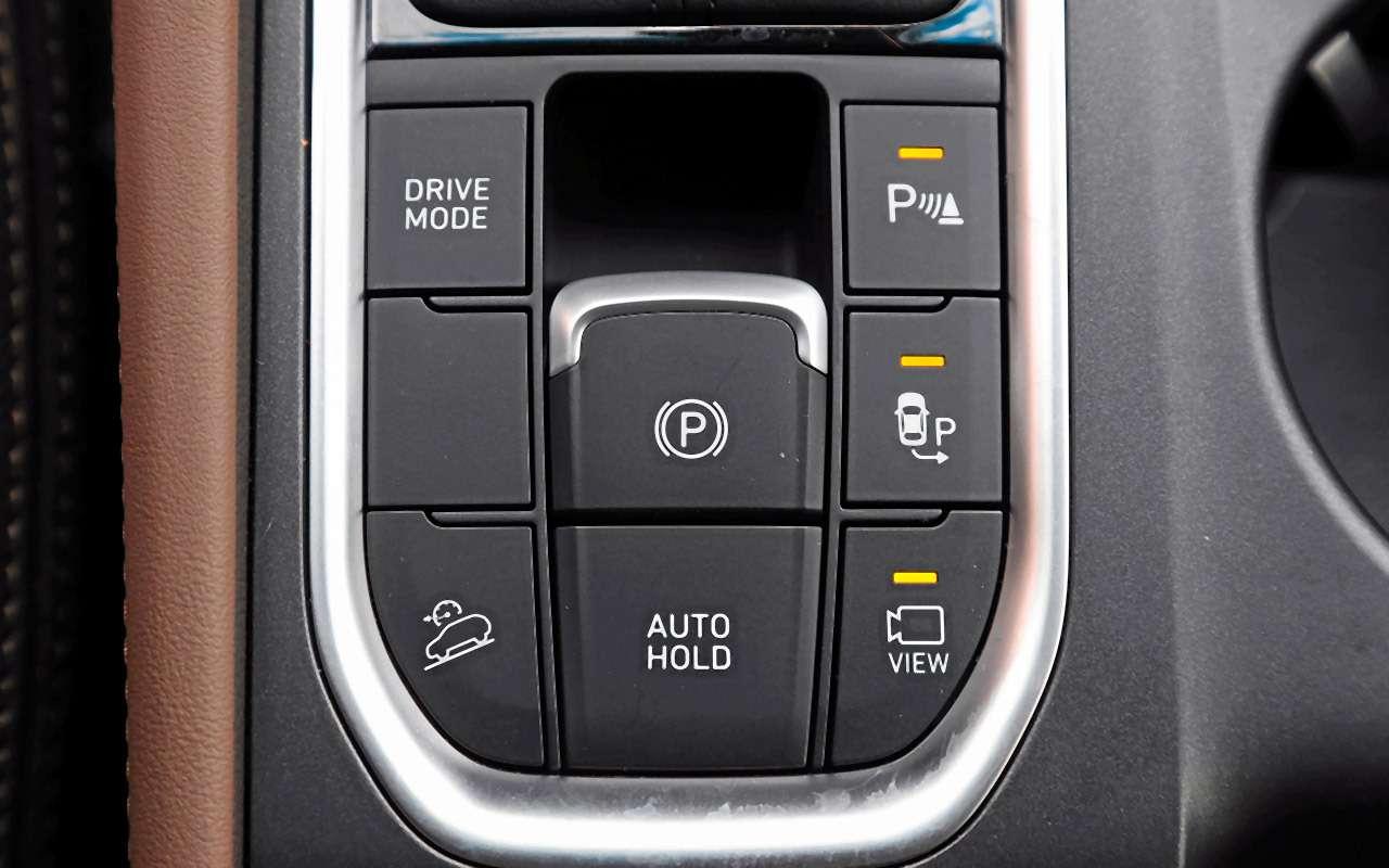 Hyundai Santa Feпротив конкурентов: большой тест кроссоверов— фото 931483