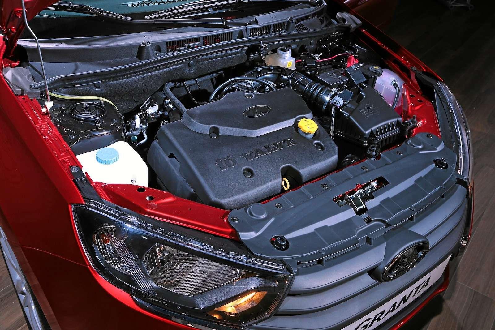 Обновленная Lada Granta представлена официально. Инет, она не подорожала!— фото 899825