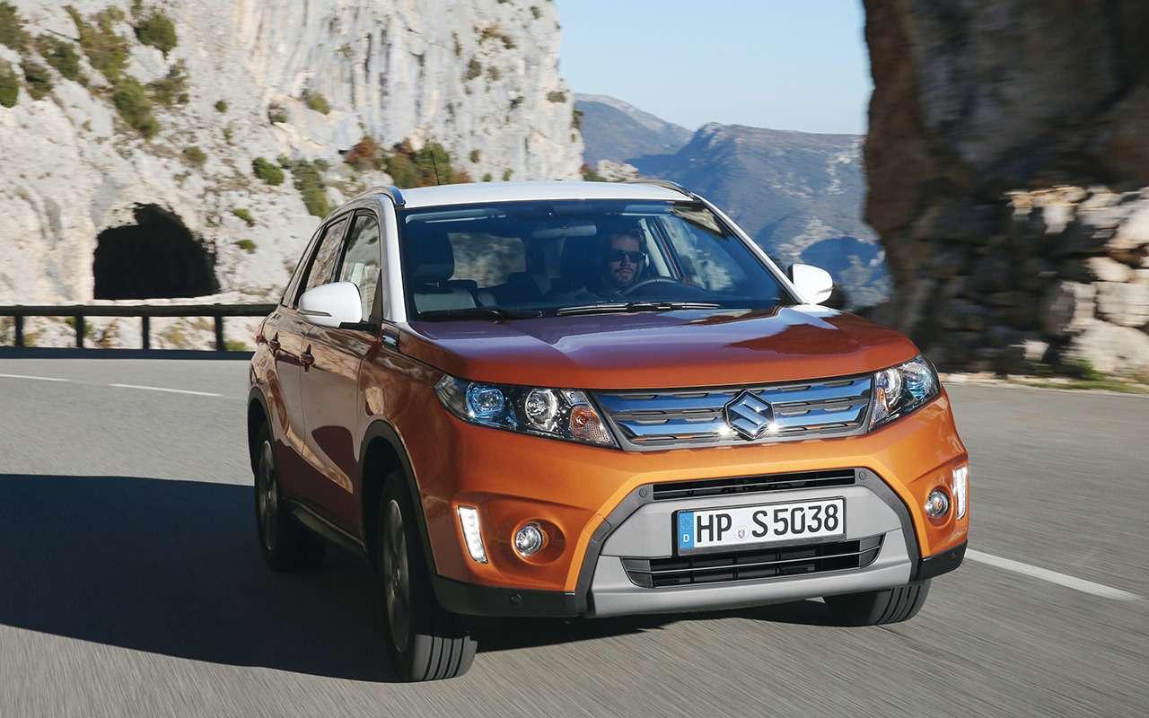 Вместо нового Renault Duster: 4б/у кроссовера замиллион— фото 1234307