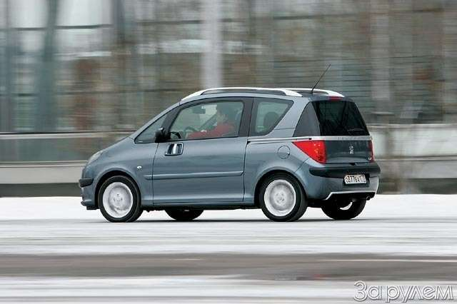 Тест Renault Modus, Peugeot 1007, Honda Jazz. Загадки малых форм— фото 61774