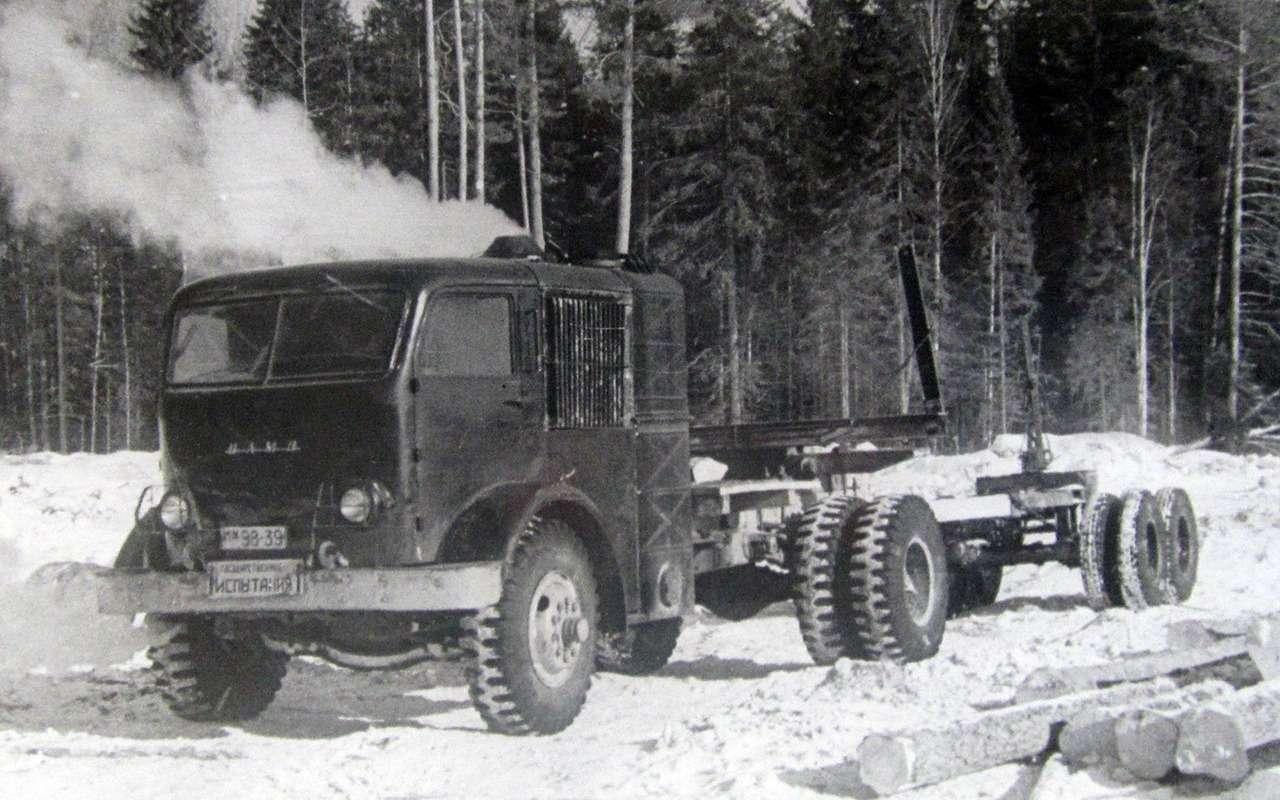 Нарочно непридумаешь: 10самых чудных советских грузовиков— фото 1274708