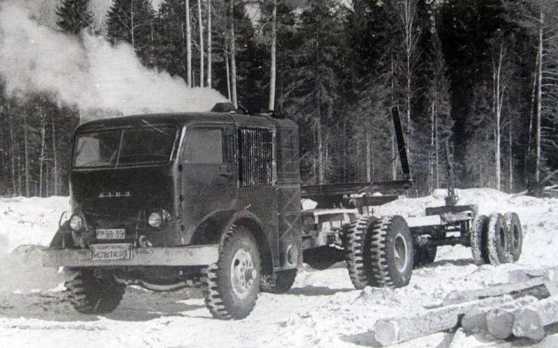 Нарочно непридумаешь: 10самых чудных советских грузовиков