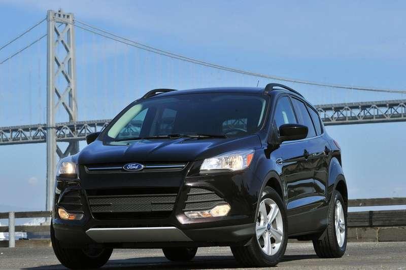 Ford вседьмой раз проводит отзыв кроссовера Escape/Kuga