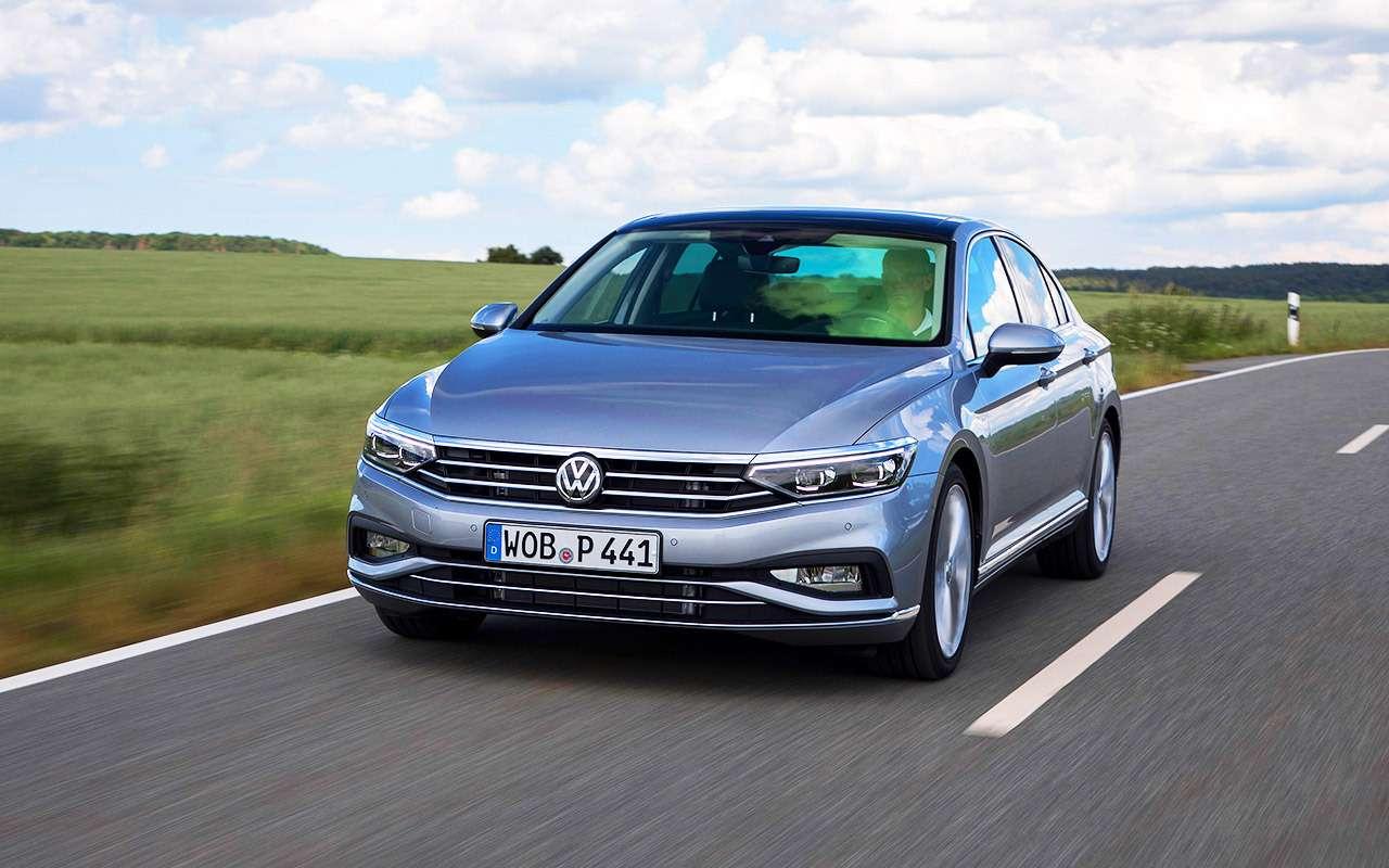 7 главных изменений обновленного Volkswagen Passat— фото 981675