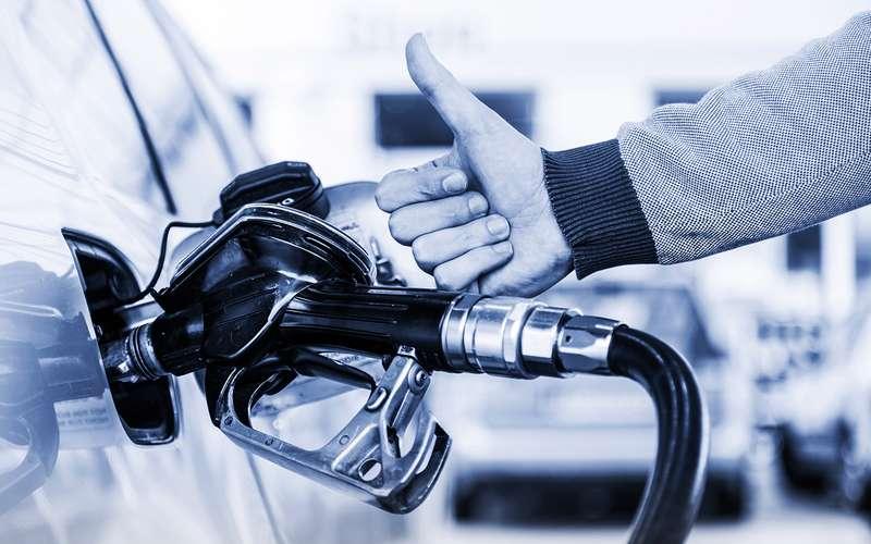 Бензин вРоссии дешевый, только купить получится мало! Исследование