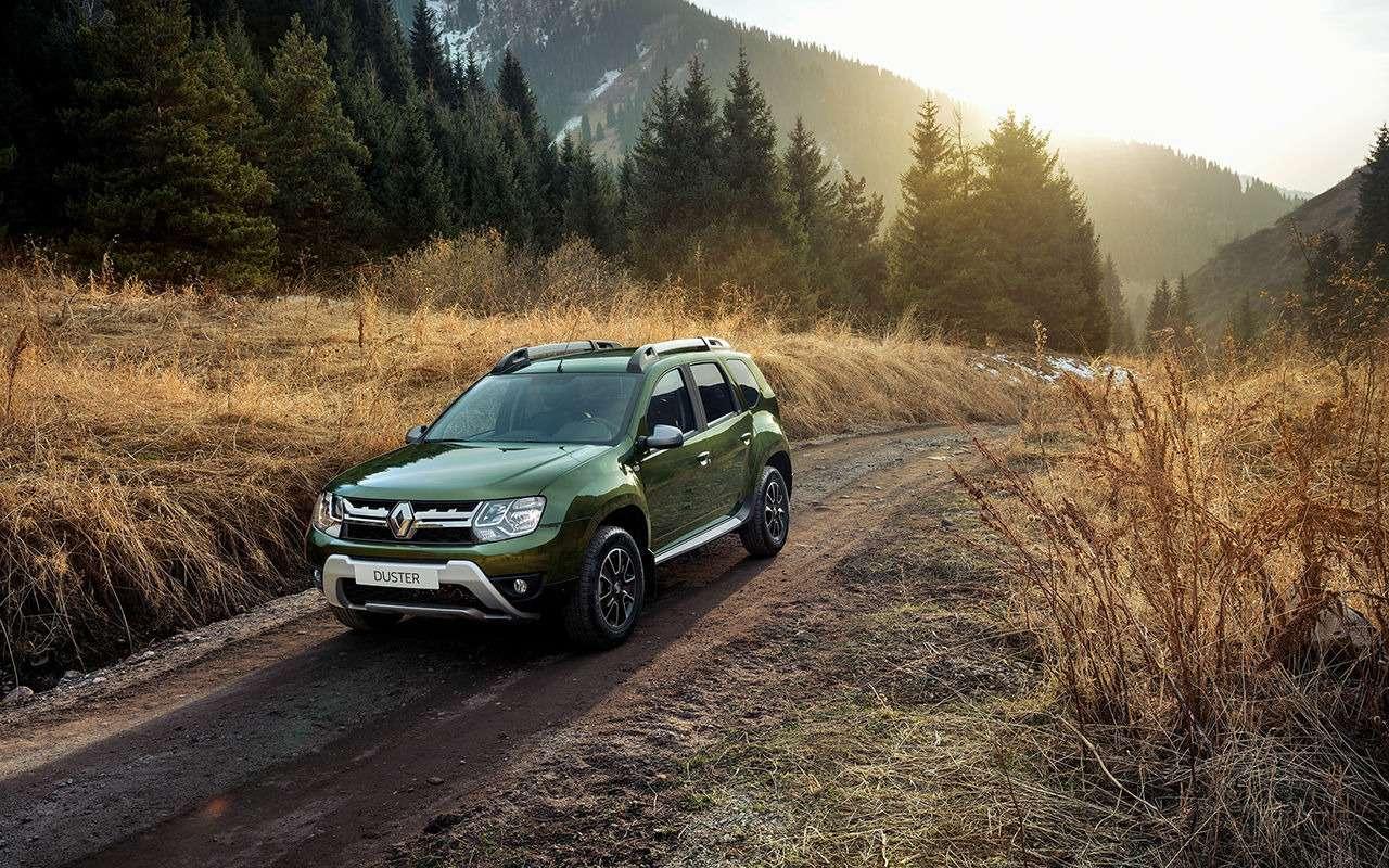 Renault за900000 рублей— какой лучше?— фото 957139