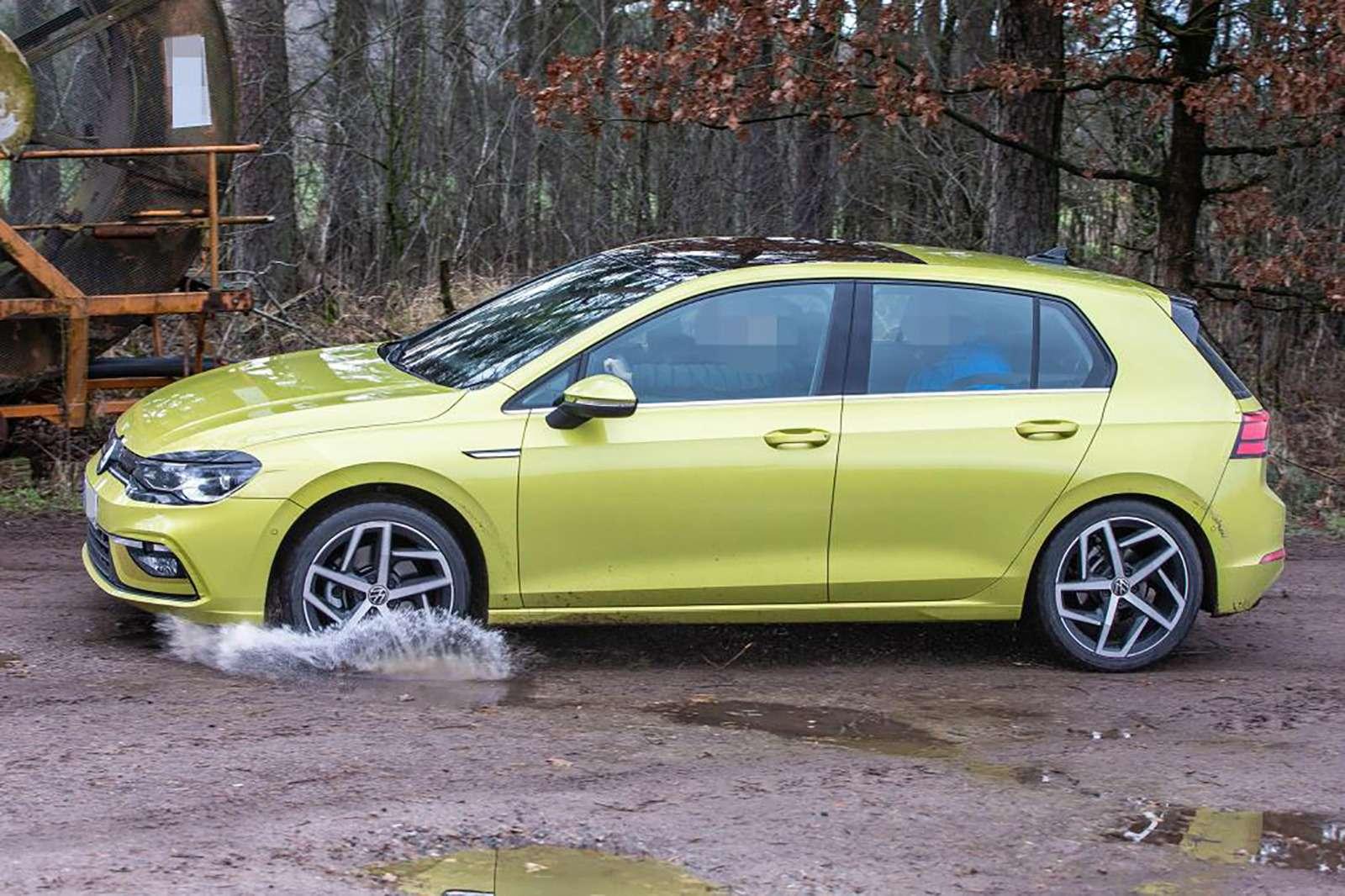 Новый Volkswagen Golf: все изменения воблике— фото 956576