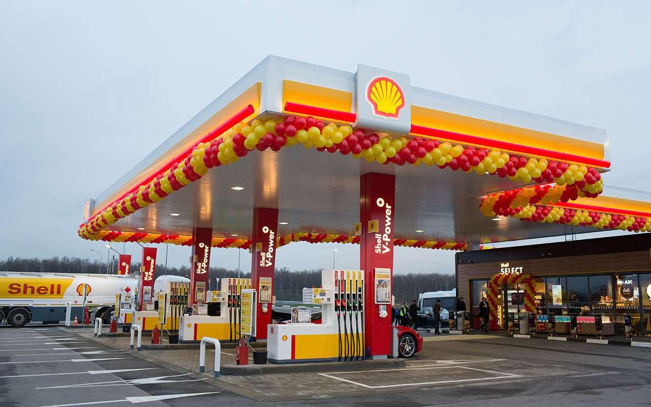 Магия 13рублей: как Shell зарабатывает вРоссии— фото 925583