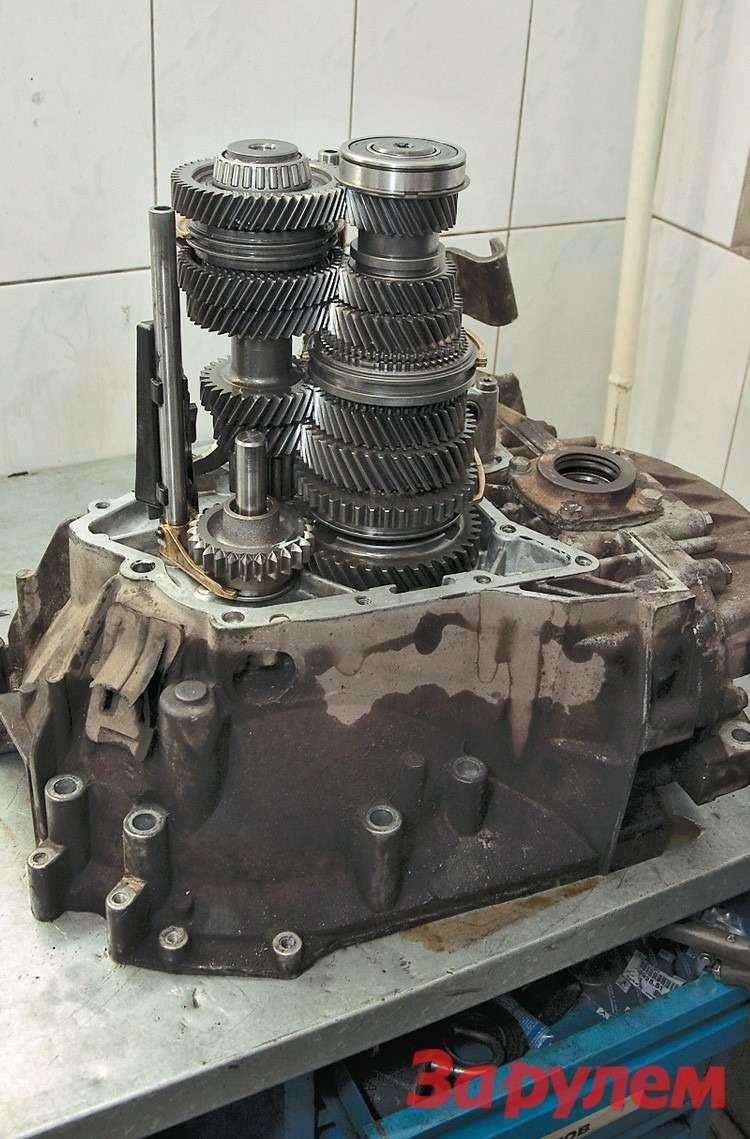 Навсех трех автомобилях «севельского» завода применяется 6-ступенчатая КП. Ломается крайне редко