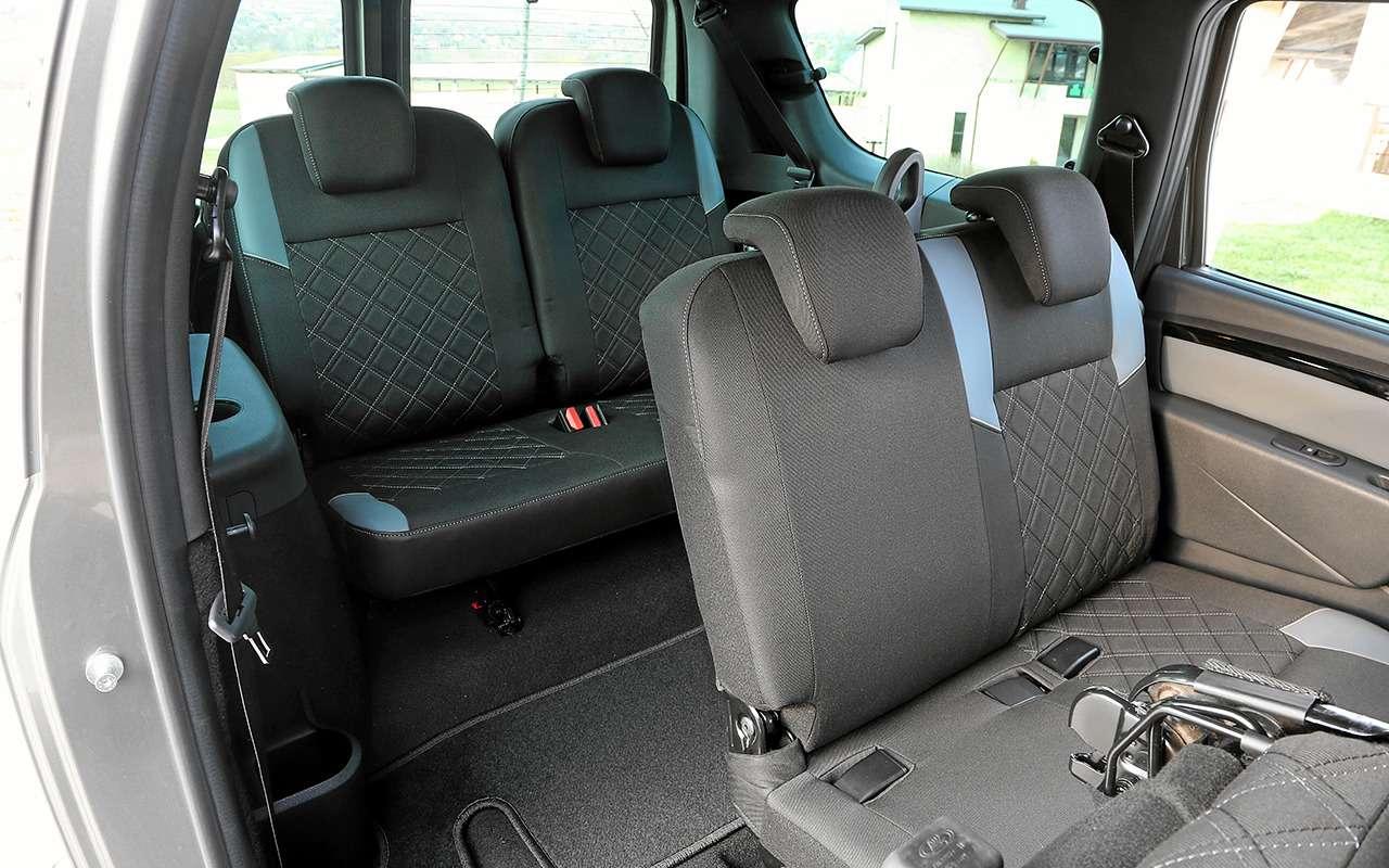 Lada Largus FL— счем досих пор немогут смириться владельцы— фото 1269160