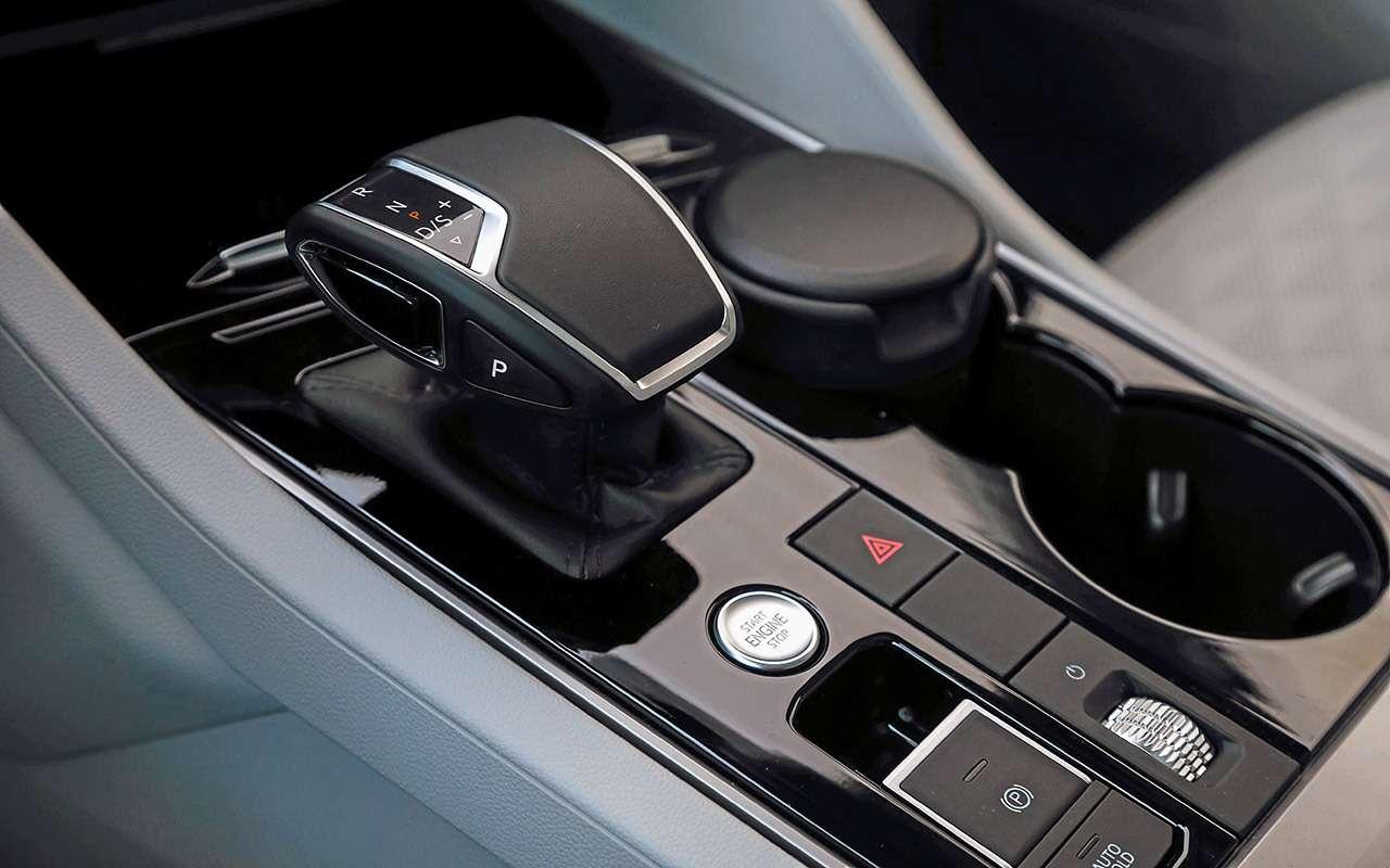 Новый VWTouareg, Land Rover Discovery иLexus RX350: большой тест-драйв— фото 899472