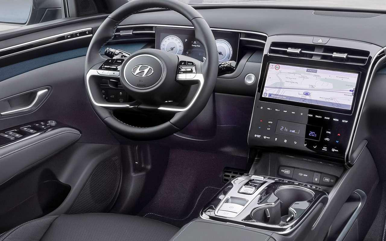 Новый Hyundai Tucson: все его изменения— фото 1261930
