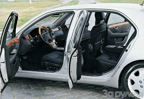 Lexus ls430. Эволюция комфорта— фото 23340
