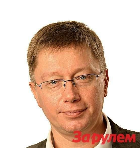 Антон Чуйкин