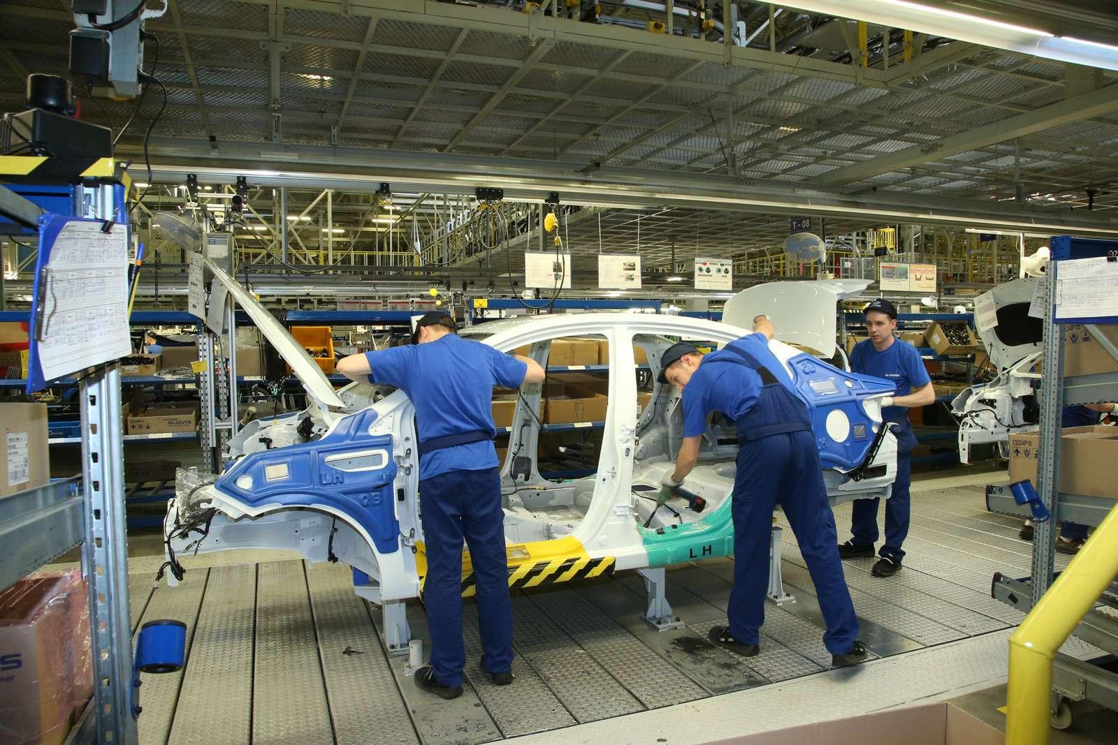 Hyundai рассекретила новый кроссовер Creta питерской сборки— фото 594299