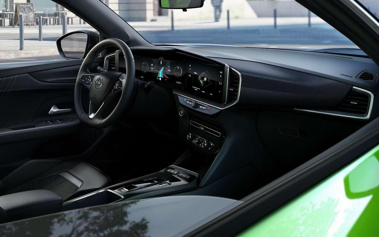 Opel представил новое поколение Mokka— фото 1141661
