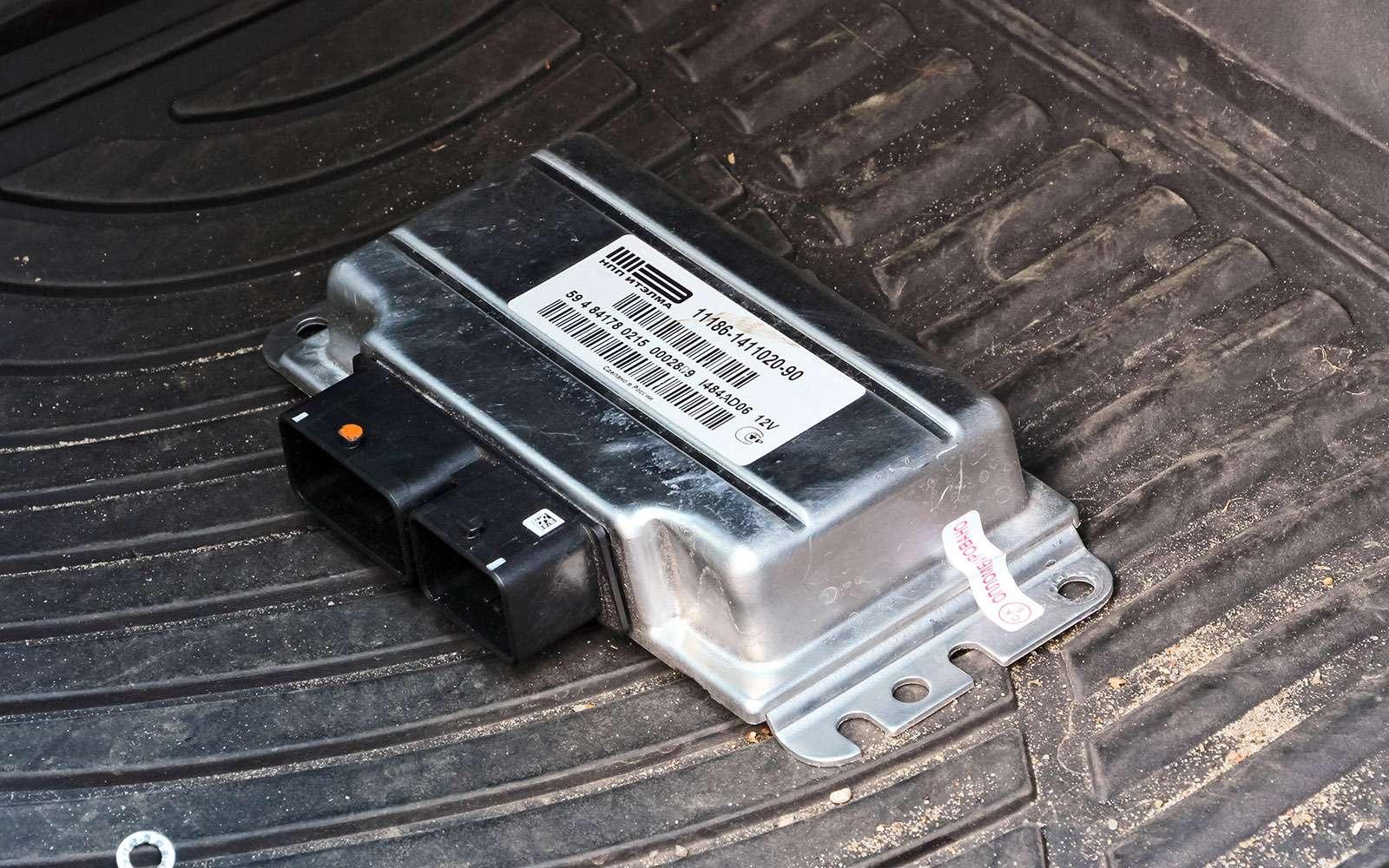 Datsun mi-DO изпарка ЗР: промывание мозгов— фото 637674