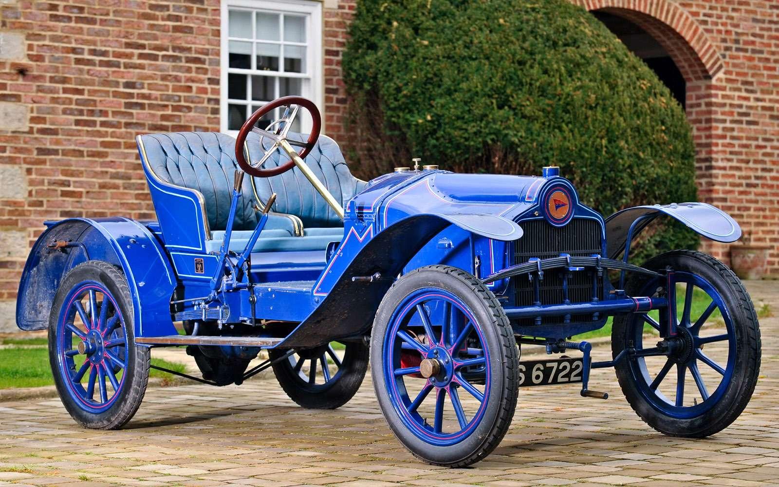 Изобретения века: автомобили— подростки иакселераты— фото 704023