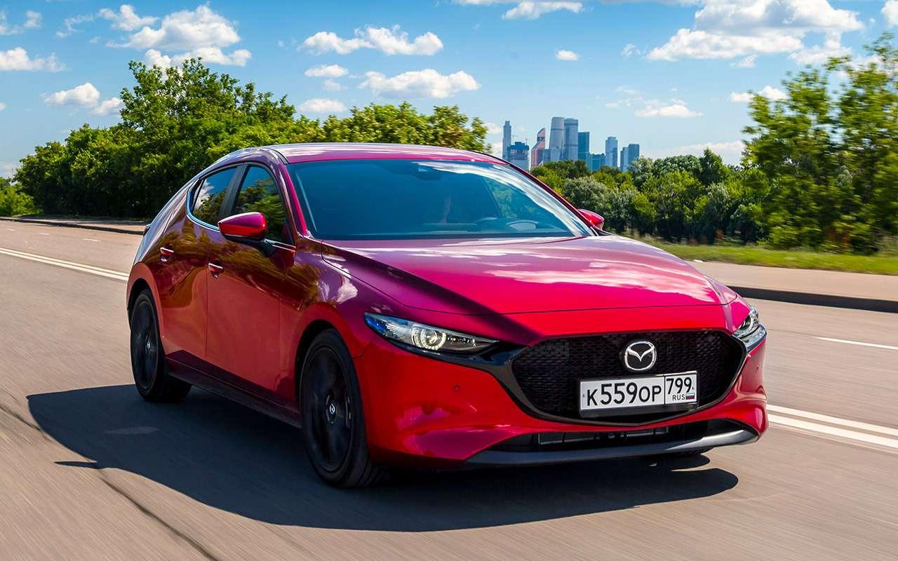 Новая Mazda 3: первый тест-драйв. Неогонь!— фото 994280