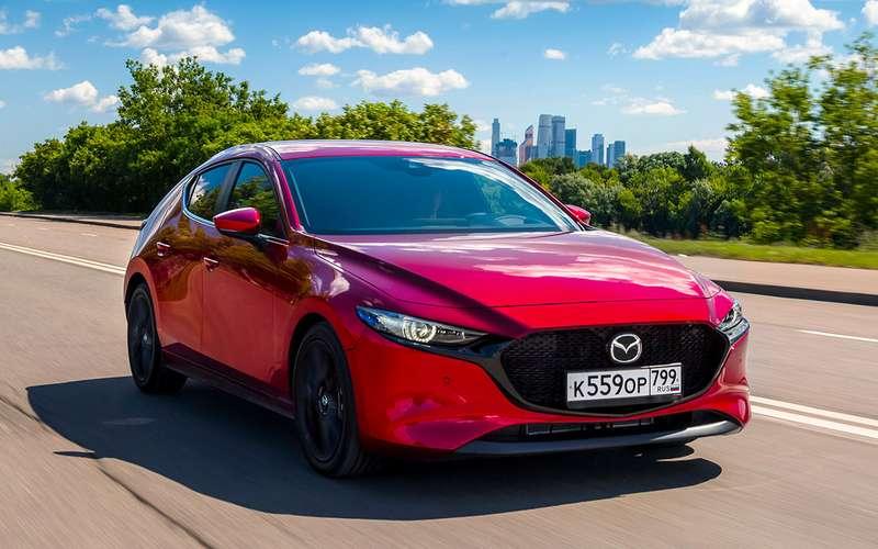 Новая Mazda 3: первый тест-драйв. Неогонь!