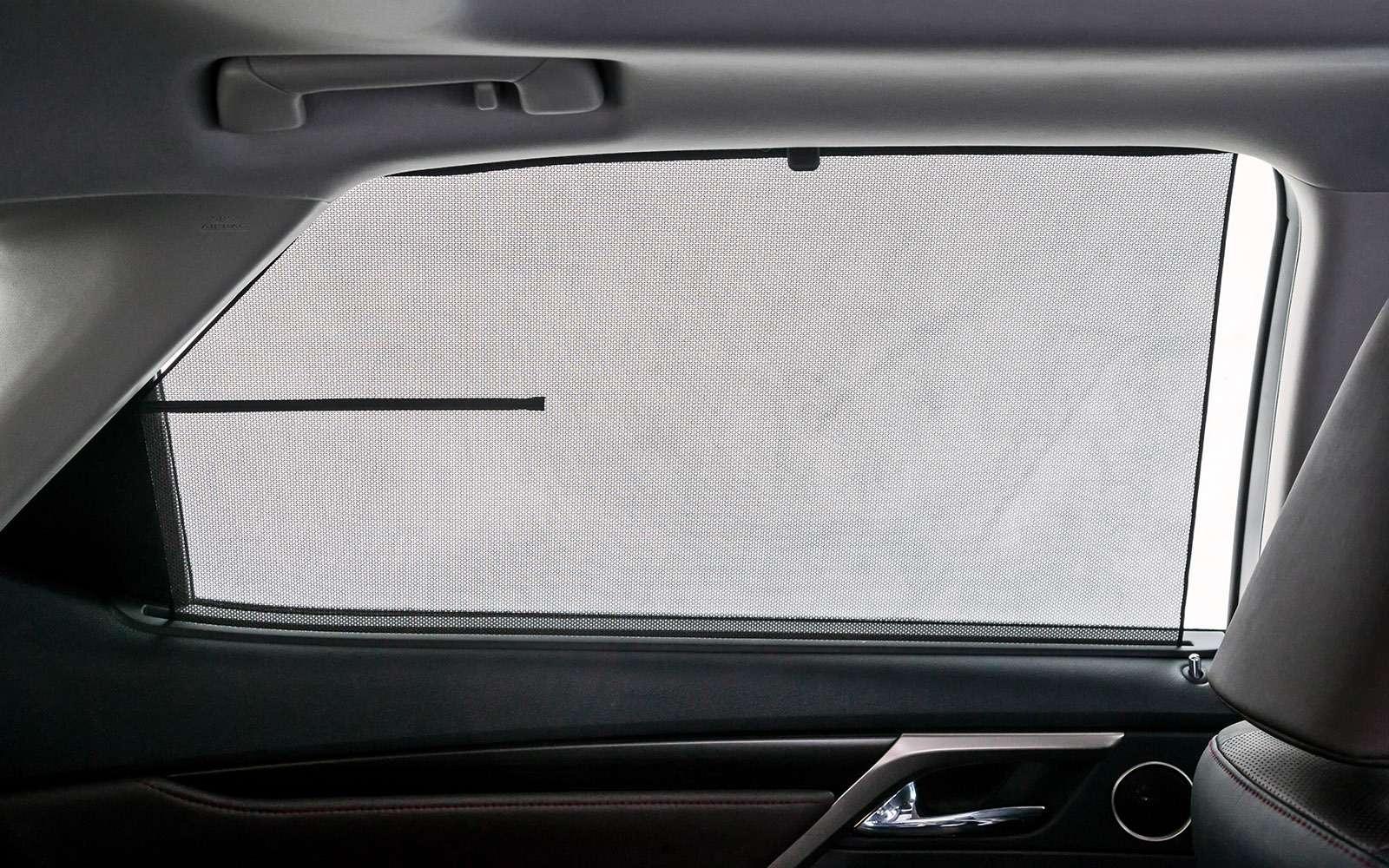 Тест премиум-кроссоверов: Lexus RX350, Cadillac XT5и Jaguar F-Pace— фото 721787