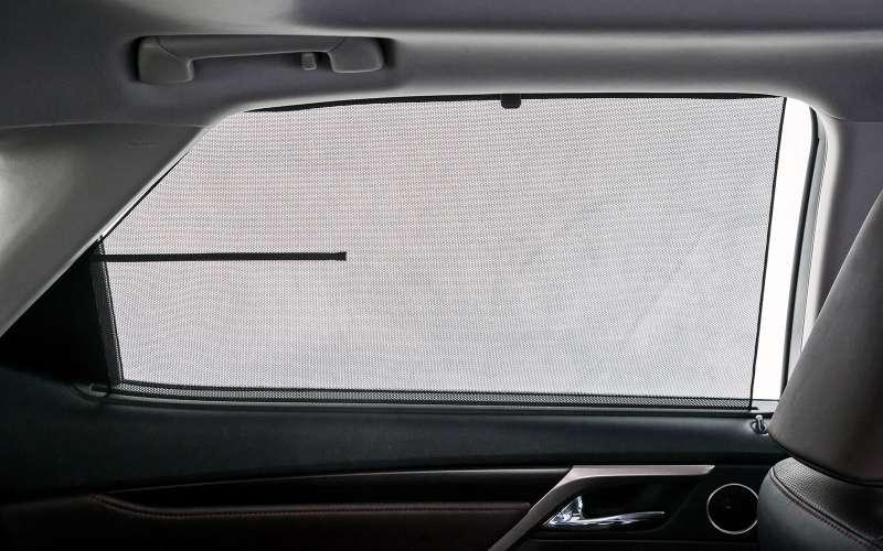 Тест премиум-кроссоверов: Lexus RX350, Cadillac XT5и Jaguar F-Pace