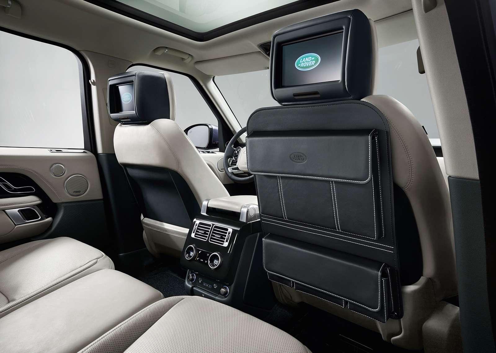 Обновленный Range Rover— ищем изменения слупой— фото 803901