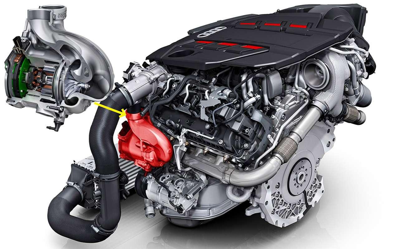 Обновленный Audi A4: рассказываем оновых моторах— фото 994874