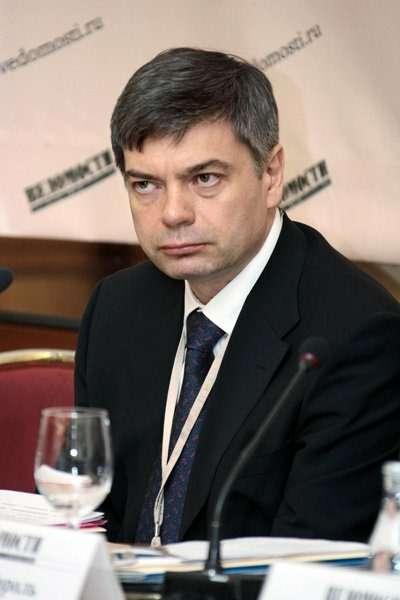 Сергей Шишкарев, председатель комиссии Госдумы