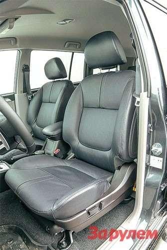 Сиденье Mitsubishi Pajero Sport