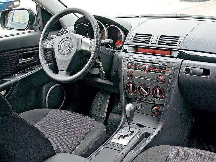 Комплектация Mazda 3: три пишем, пять вуме— фото 89681