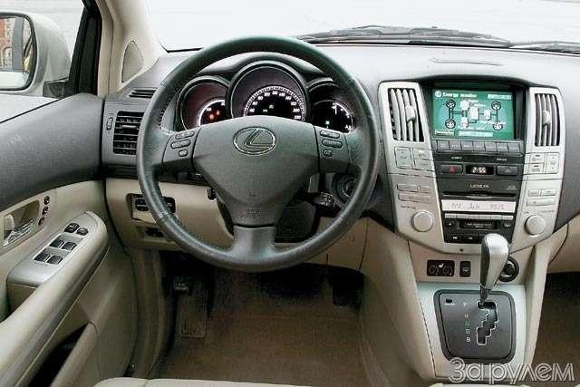ТЕСТ: Lexus RX300и Lexus RX400h. Контакт высокого напряжения— фото 61248