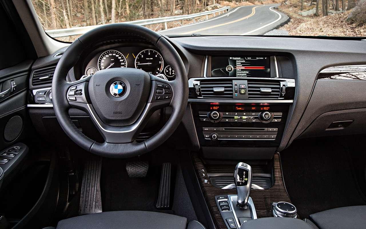Наша сборка— это хорошо? Честный рассказ владельца BMW X3— фото 974485