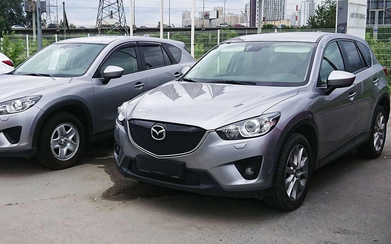 Почему яснова купил Mazda CX-5— честный рассказ владельца— фото 969418