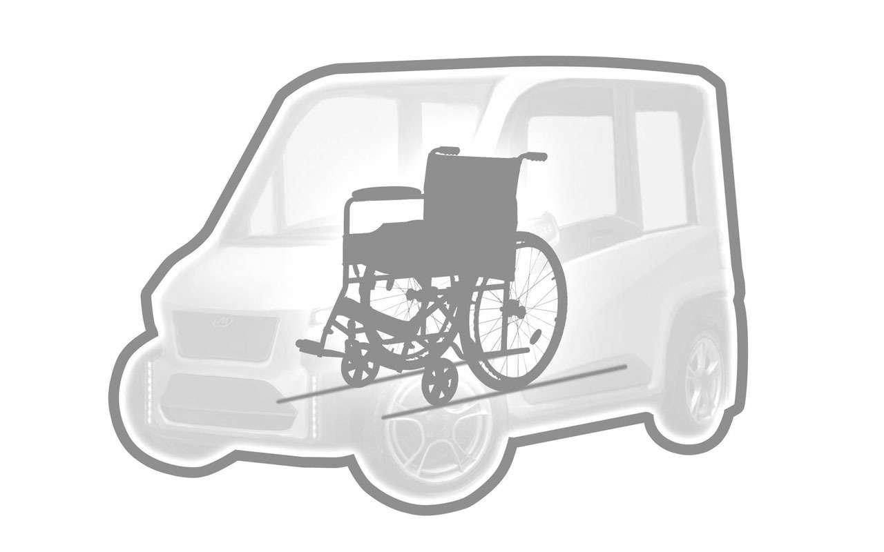 Нашновый автомобиль Zetta: все нестандартные инженерные решения— фото 977238