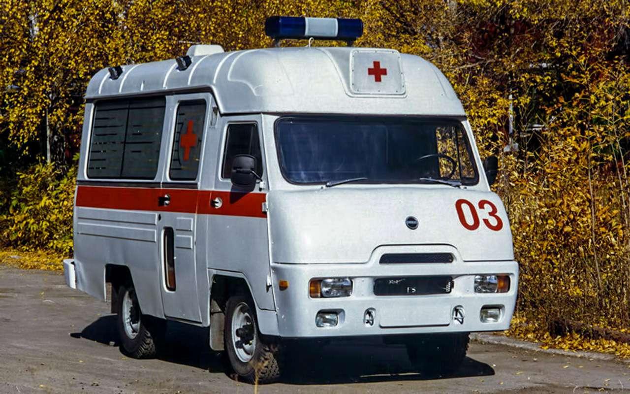 Вкус «буханки»: полная история УАЗ-450— фото 1269698
