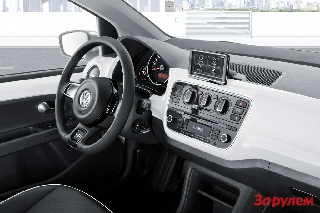 Derneue Volkswagen up!