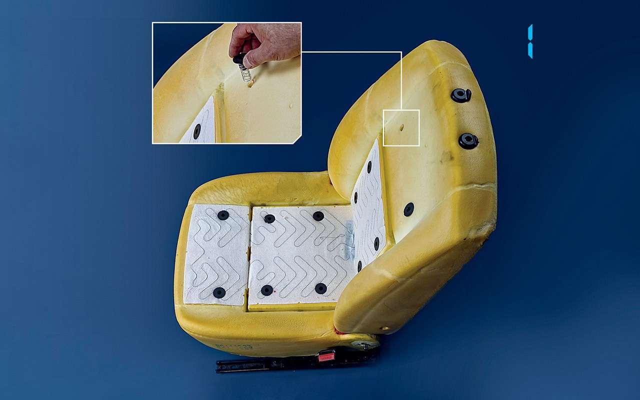 Вентиляция сидений своими руками: тестируем комплект измагазина— фото 988909